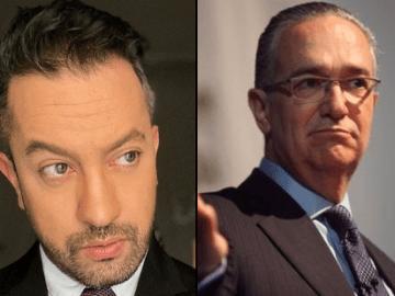 Chumel Torres y Salinas Pliego protagonizan pelea en Twitter 9