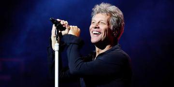 Jon Bon Jovi, considerado una de las figuras más influyentes de la música, está cumpliendo 59 años 11
