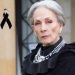 Fallece Isela Vega, actriz, guionista, productora y cineasta mexicana, tenía 81 años de edad 5