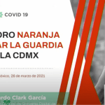 CDMX continúa en semáforo naranja. Entérate qué actividades se reanudan y hay nuevas medidas para el sector restaurantero 5