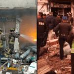 Explota local de venta de oxígeno medicinal en Iztapalapa; muere una mujer 6