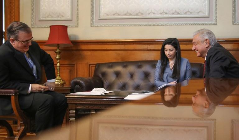 AMLO revela detalles de su llamada telefónica con Kamala Harris, vicepresidenta de Estados Unidos