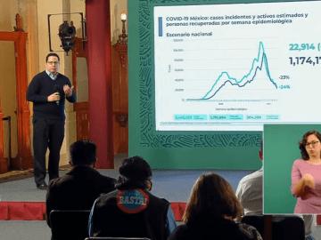 México suma 204 mil 399 muertes por Covid-19 9