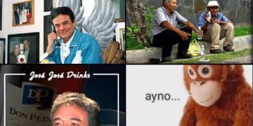 20 de abril, Día Internacional de José José (mejores memes) 12