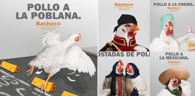 """Con """"Pollo a la poblana"""", Bachoco se vuelve tendencia en redes sociales."""