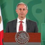 """""""Estamos en un proceso muy alentador de reducción de la epidemia"""", López-Gatell 14"""