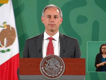 """""""Estamos en un proceso muy alentador de reducción de la epidemia"""", López-Gatell 7"""