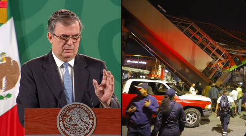 Tras accidente en la L12 del Metro, Marcelo Ebrard asegura estar a disposición de las autoridades 1