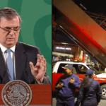 Tras accidente en la L12 del Metro, Marcelo Ebrard asegura estar a disposición de las autoridades 4