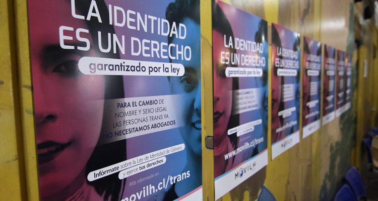 Entra en vigencia ley de identidad de género