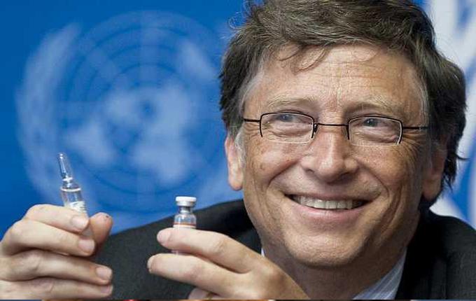 Los servicios de la iglesia no pueden reanudarse hasta que todos estemos vacunados, dice Bill Gates