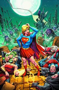 Capa da Justice League 3001 #2 por Howard Porter e Hi-Fi
