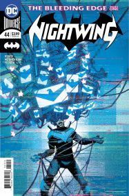 Capa de Nightwing #44