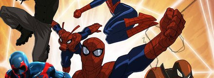 "Ultimate Spider-Man agora é um ""web warrior"""