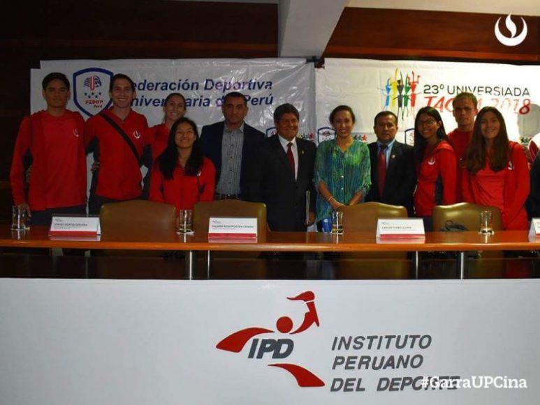 Upc Participara En Juegos Universitarios Universiada Tacna 2018