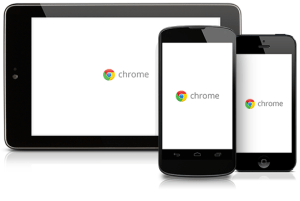 Google Chrome móvil