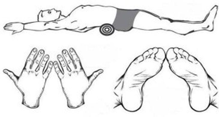 Metodo japones para bajar de peso con una toalla