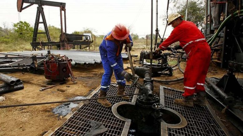 Petróleo PDVSA