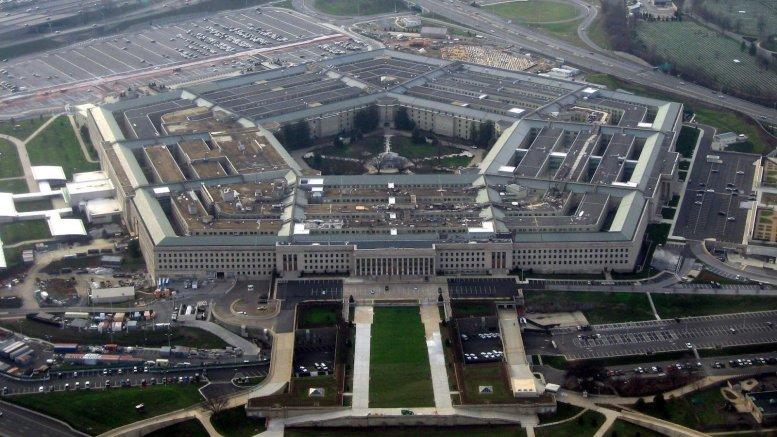 El Pentágono Departamento de Defensa EEUU