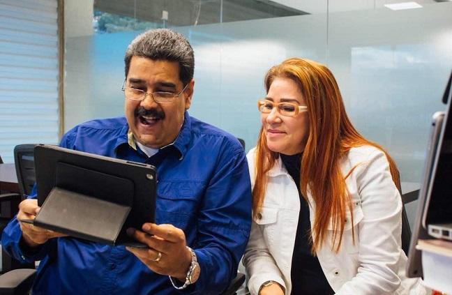 Maduro y Cilia