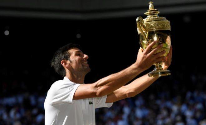 Djokovic-Winbledon