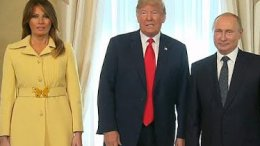 Melania-Donald-Vladimir