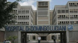 hospital domingo luciani
