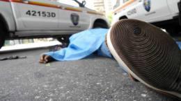 joven asesinado por poliaragua