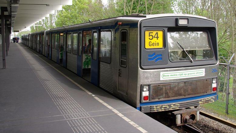 metro de amsterdam