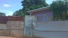 Casa donde encuentran el cuerpo de la niña