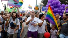 orgullo Gay en jerusalen