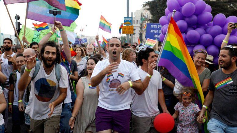 orgullo Gay en jerusalen