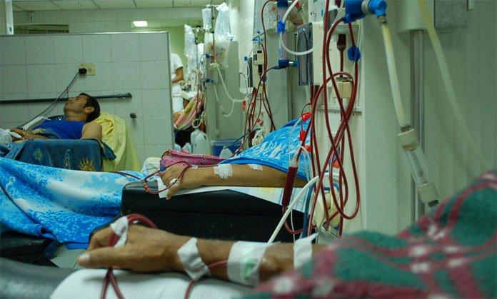pacientes de dialisis