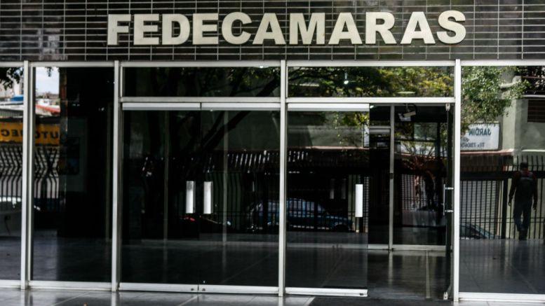sede de Fedecámaras Caracas