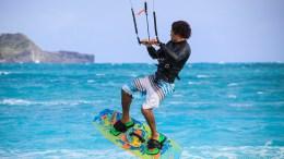 Kiteboarding-E