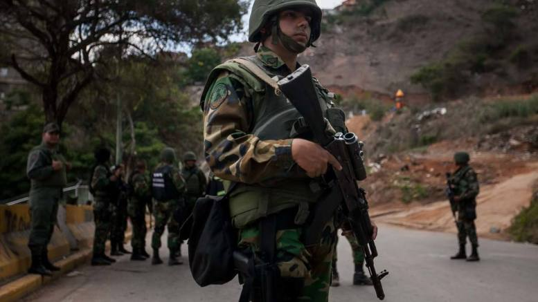 zonas militarizadas