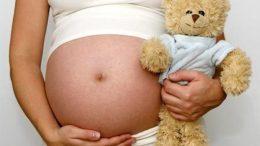 niña embarazada