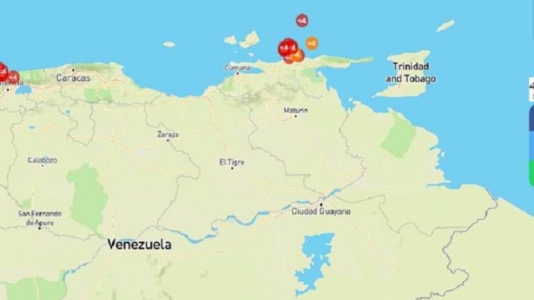 sismo-yaguaraparo