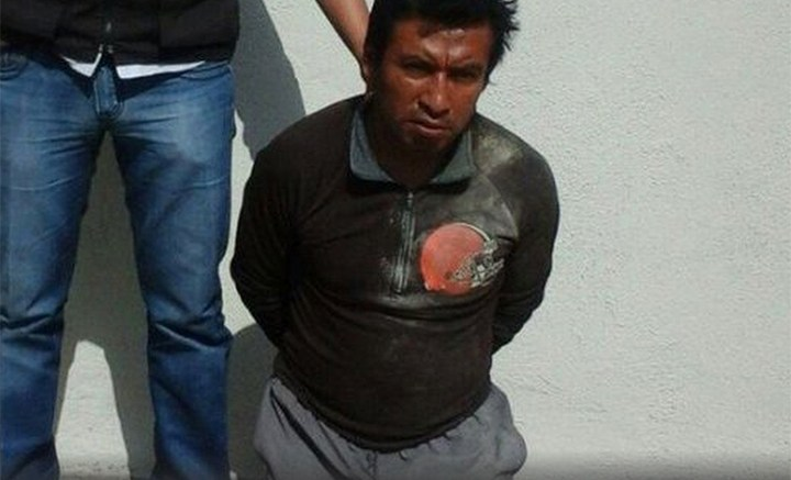 violador en guatemala