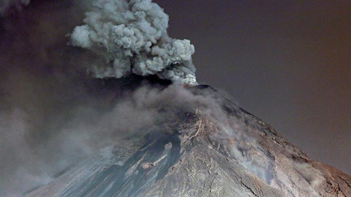 volcan guatemala