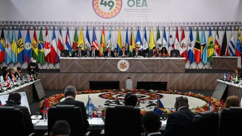 La OEA
