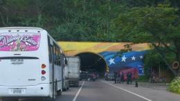 Túnel Los Ocumitos