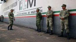 frontera sur de mexico