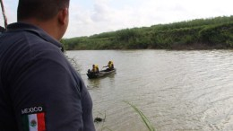 salvadoreño y su hija murieron ahogados
