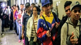 venezolanos-Perú
