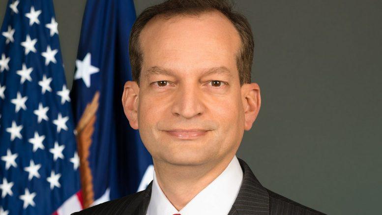 secretario de trump