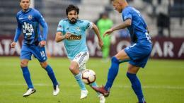 sporting Cristal y Zulia FC