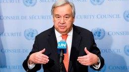 Secretario General de la ONU