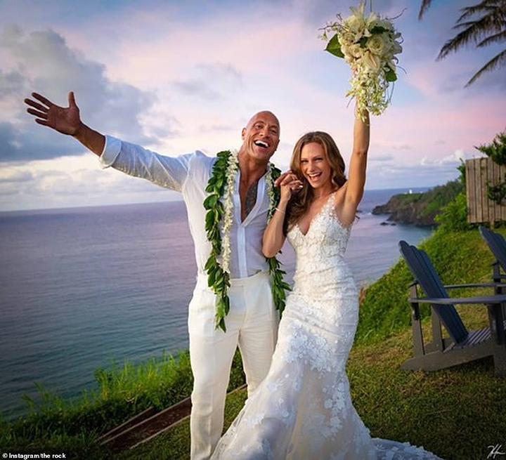 boda de la roca