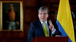 canciller colombia